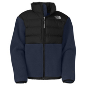 The North Face Denali Down Boys Jacket, R Deep Water Blue, medium