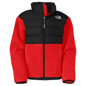The North Face Denali Down Boys Jacket, R Fiery Red, medium