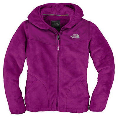The North Face Oso Hoodie Girls Jacket, , viewer
