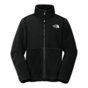 The North Face Denali Boys Jacket, R TNF Black, medium