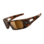 Oakley Crankcase Sunglasses, Brown Tortoise, medium