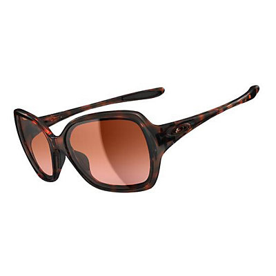 Oakley Overtime Womens Sunglasses, Tortoise, viewer