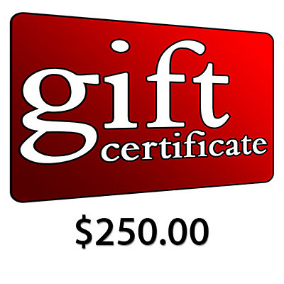 $250 Gift Certificate, , large