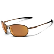 Revo Transmit Polarized Sunglasses, Polished Brown, medium