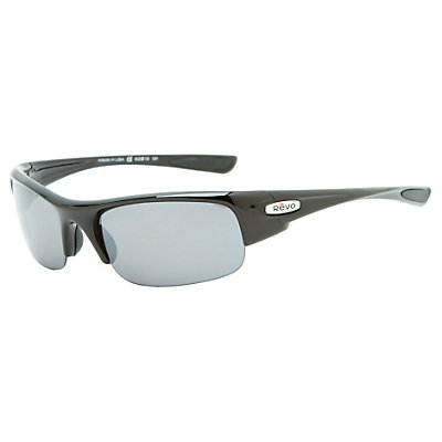 Revo Hitch Polarized Sunglasses, Black, large