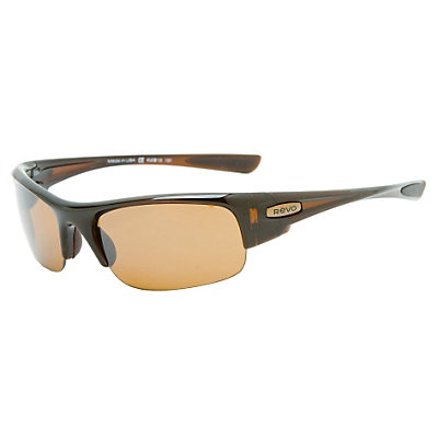 Revo Hitch Polarized Sunglasses, Rootbeer, large