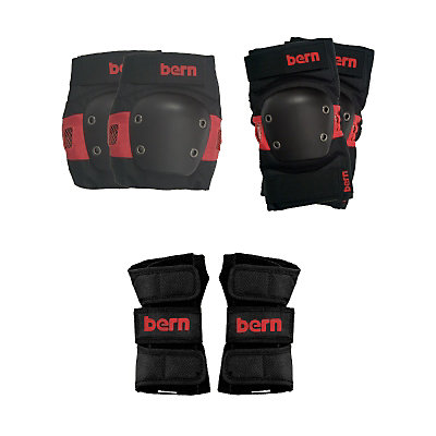 Bern Junior 3 Pad Pack, , large
