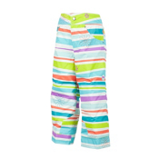 Obermeyer Genie Toddler Girls Ski Pants, Stripecicle Print, medium