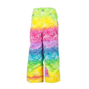 Obermeyer Genie Toddler Girls Ski Pants, Ombre Print, medium