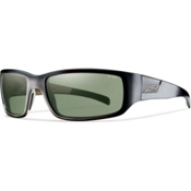 Smith Prospect Polarized Sunglasses, Black, medium