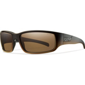 Smith Prospect Polarized Sunglasses, Woodgrain, medium