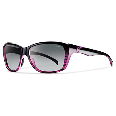 Smith Spree Polarized Womens Sunglasses, Violet, viewer