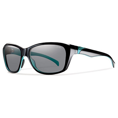Smith Spree Polarized Womens Sunglasses, Lagoon, large