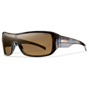 Smith Stronghold Polarized Sunglasses, Brown Stripe, medium
