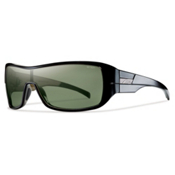 Smith Stronghold Polarized Sunglasses, Black, medium