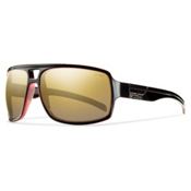 Smith Swindler Polarized Sunglasses, BlackRed, medium