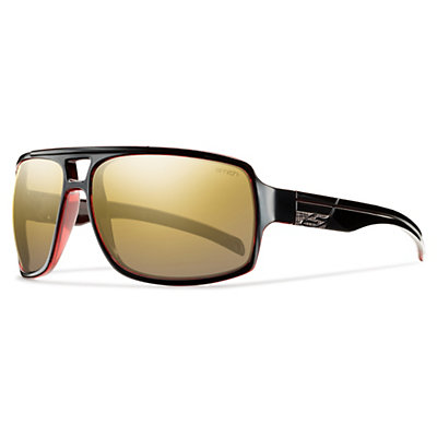 Smith Swindler Polarized Sunglasses, BlackRed, large