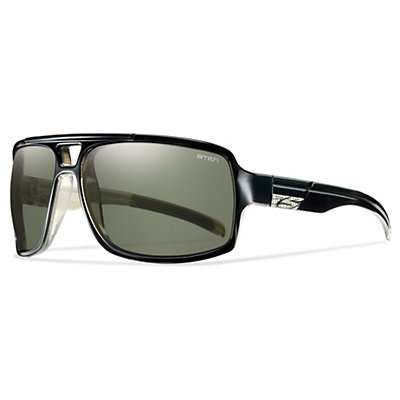 Smith Swindler Polarized Sunglasses, Black, large