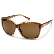SunCloud Cayenne Polarized Sunglasses, Tortoise, medium