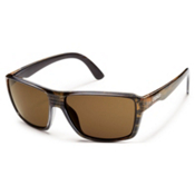 SunCloud Colfax Polarized Sunglasses, Psycho Black, medium