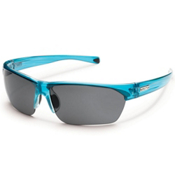 SunCloud Detour Polarized Sunglasses, Crystal Teal, medium