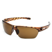 SunCloud Detour Polarized Sunglasses, Tortoise-Brown Polarized, medium