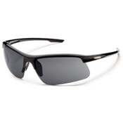 SunCloud Flyer Polarized Sunglasses, Carbon, medium