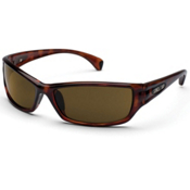 SunCloud Hook Polarized Sunglasses, Havana, medium
