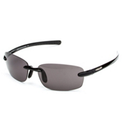 SunCloud Momentum Polarized Sunglasses, Black, medium