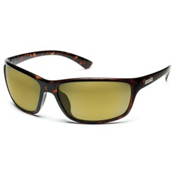 SunCloud Sentry Polarized Sunglasses, Tortoise, medium