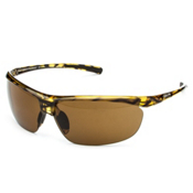 SunCloud Zephyr Polarized Sunglasses, Tortoise-Brown Polarized, medium