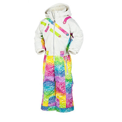 Obermeyer Peace Girls One Piece Ski Suit, , large