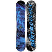 Lib Tech Skate Banana BTX Narrow Snowboard 2013, Blue-Purple, medium