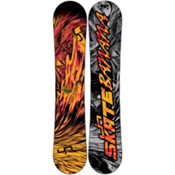 Lib Tech Skate Banana BTX Wide Snowboard 2013, Orange-Red, medium