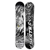 Lib Tech Skate Banana BTX Wide Snowboard 2013, White-Black, medium