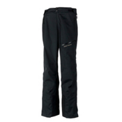 Obermeyer Kitimat Shell Mens Ski Pants, Black, medium