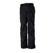 Obermeyer Yukon Shell Short Mens Ski Pants, Black, medium