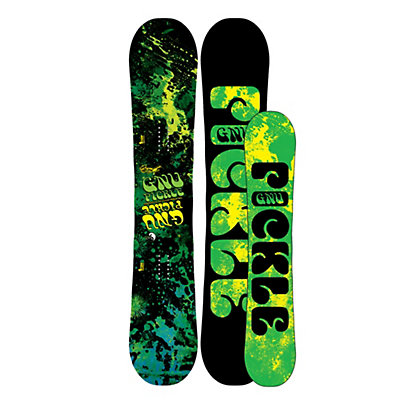 Gnu Park Pickle PBTX Snowboard, , large