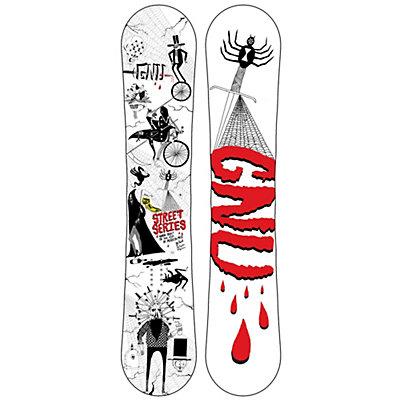 Gnu Street Series BTX Snowboard, , large