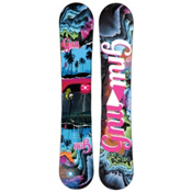 Gnu Ladies Choice C2PBTX Womens Snowboard 2013, , medium