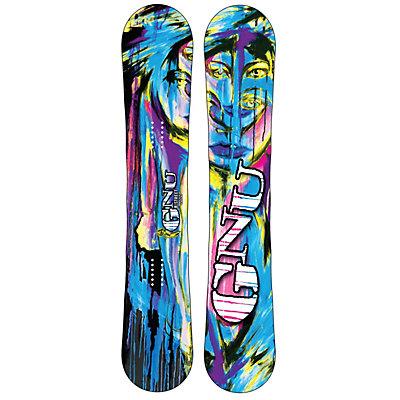 Gnu B-Street BTX Womens Snowboard, , large