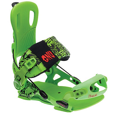 Gnu Psych Snowboard Bindings, , large