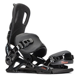 Gnu Psych Snowboard Bindings, Black, 256