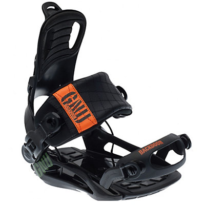 Gnu Backdoor Snowboard Bindings, , viewer