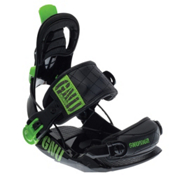 Gnu Gnunior Kids Snowboard Bindings 2013, , medium