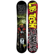 Lib Tech Burtner's Box Scratcher BTX Snowboard 2013, 147cm, medium