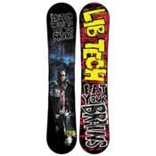 Lib Tech Burtner's Box Scratcher BTX Snowboard 2013, 151cm, medium