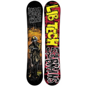 Lib Tech Burtner's Box Scratcher BTX Snowboard 2013, 154cm, medium