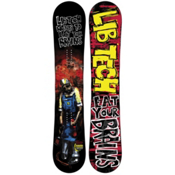 Lib Tech Burtner's Box Scratcher BTX Snowboard 2013, 157cm, medium