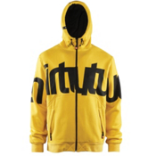 ThirtyTwo Reppin Hoodie, Yellow, medium